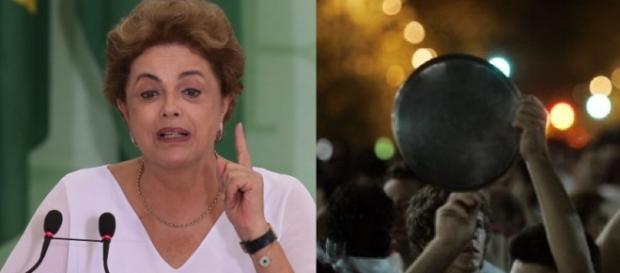 Dilma pedirá que povo vá às ruas