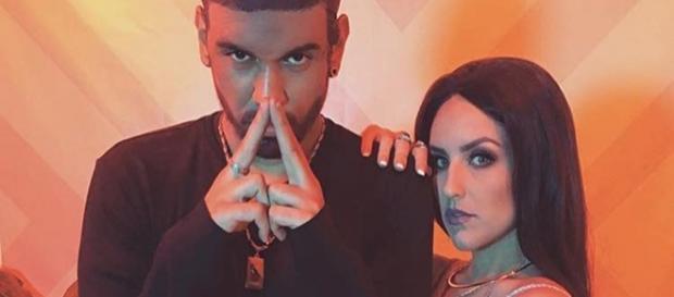 Kéfera e Gusta interpretaram Rihanna e Drake em Paródia de 'Work'