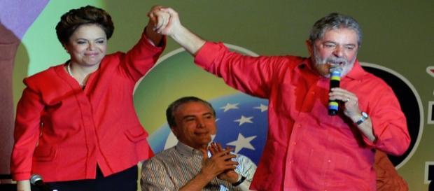 Lula e Dilma - 13 anos de gestão destrutiva