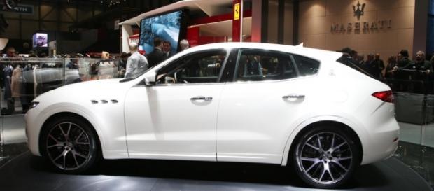 Maserati Levante Obiettivo 30 Mila Pezzi L Anno