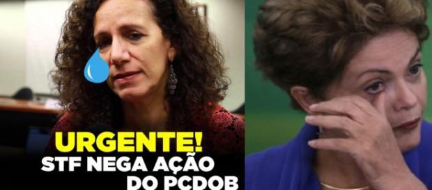 PCdoB perde ação do impeachment no STF
