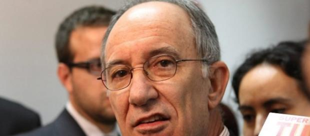 Rui Falcão, presidente nacional do PT