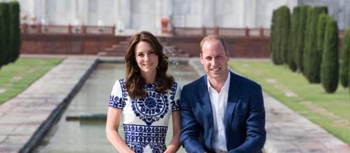 Kate e William (Foto Money Sharma/REUTERS)