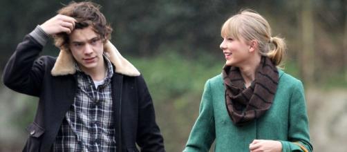 O casal namorou durante breves meses em 2013