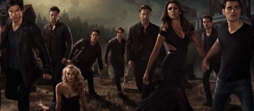 'The Vampire Diaries' season 6 promo (Wikimedia)