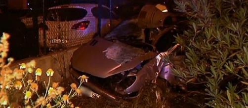 Vítima mortal era o condutor do automóvel