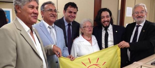 Bancada do PSOL (Reprodução Facebook)
