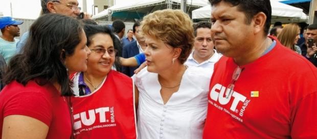 CUT marca encontro com Dilma - Imagem do Google