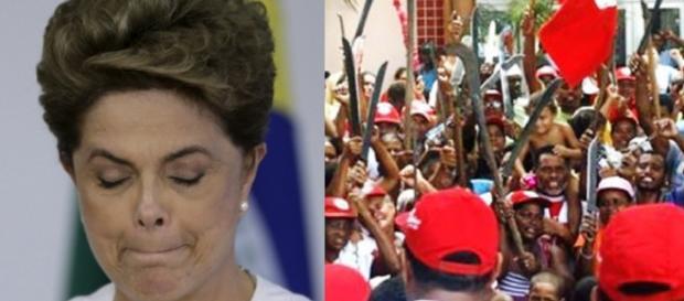 Dilma não vai mais se reunir com o MST