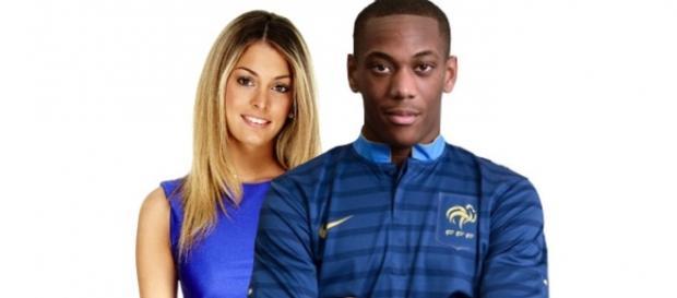Le nouveau copain de Mélanie, Anthony Martial a fait scandale il y a quelques mois à cause de sa relation supposée avec une chanteuse...