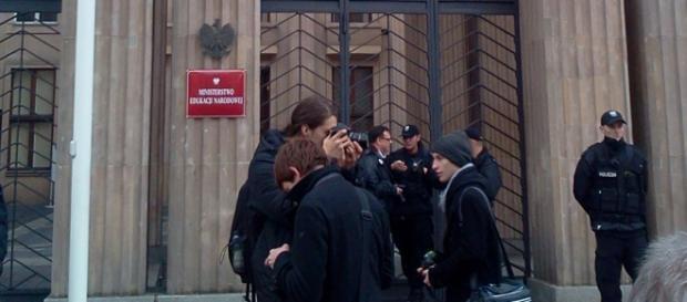 Ministerstwo Edukacji Narodowej. Fot. K.Krzak