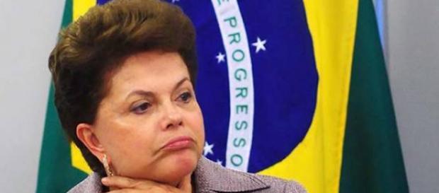 Placar do impeachment de Dilma Rousseff
