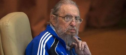 Fidel Castro ante el Congreso del Partido Comunista