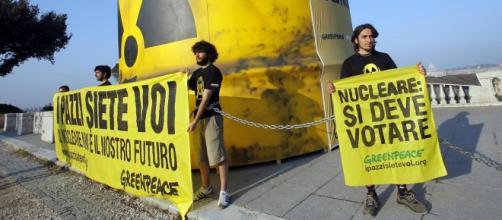 Manifestazione contro il nucleare del 2011