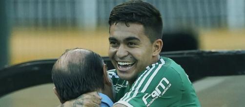 Torcida espera muitos gols para o jogo Palmeiras x São Bernardo
