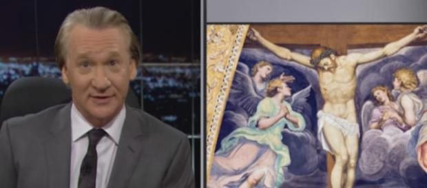 """Bill Maher on """"Real Time,"""" via YouTube"""