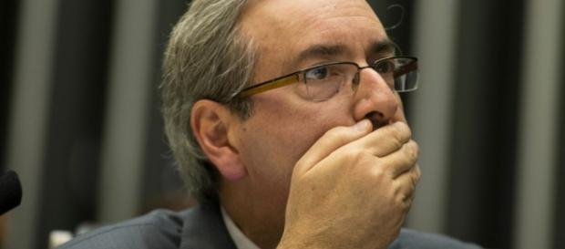 Eduardo Cunha na Câmara - Imagem/Google