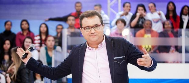 Geraldo Luis no Domingo Show da Record