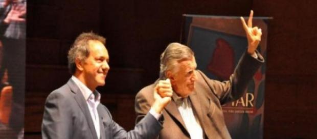 Gioja y Scioli, los nuevos jefes del justicialismo/Peronismo