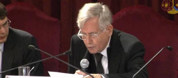 Günther Jakobs, autor do Direito Penal do Inimigo
