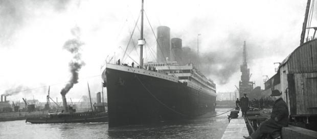 O maior navio construído até à data foi considerado o mais seguro de todos os tempos.