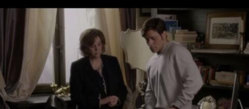 Andrea nel mirino di Pietro e Carlos.