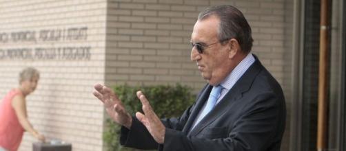 Carlos Fabra, ex presidente de la Diputación de Castellón