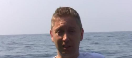 Gianluca Mech, concorrente dell'Isola dei famosi