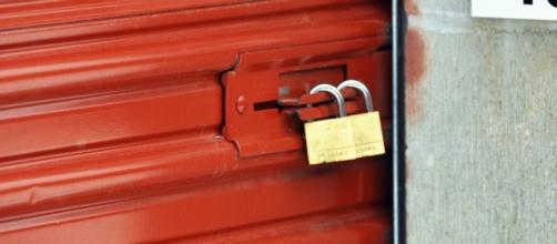 Locked storage unit via Flickr KOMUnews CC2.0