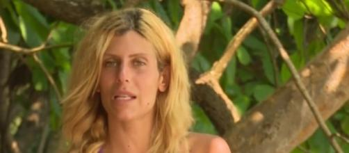 Paola Caruso, concorrente dell'Isola dei famosi