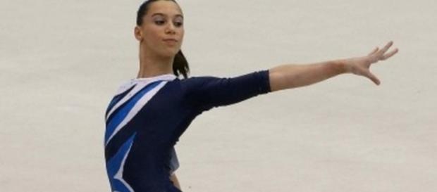 Ailén Valente logró el boleto olímpico en el Preolímpico de Gimnasia Artística