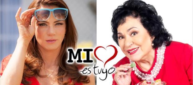 Ana acreditará que Yolanda, mãe de Isabela, é sua mãe.