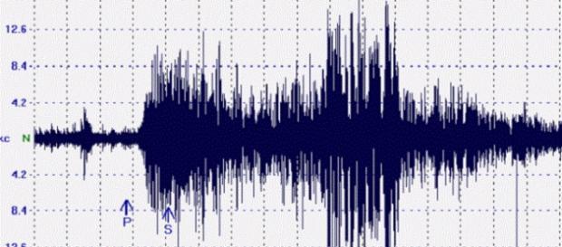 Calabria, terremoto nel Tirreno