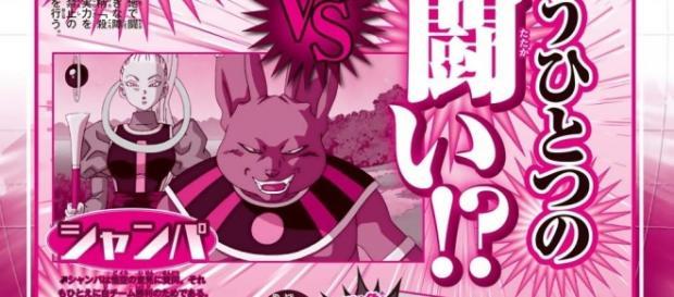 Goku vs El asesino hit, un nuevo cambio de reglas, Goku esta en graves problemas.