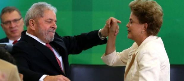 Lula e Dilma se unem para mudar votos do PMDB e PSDB
