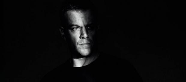 Poster de 'Jason Bourne' con Matt Damon como protagonista