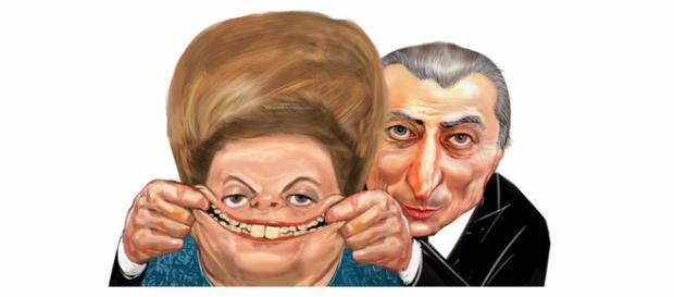 Povo não aceita Temer como presidente do país