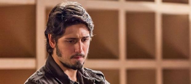 Rafael sofre por Lili após armação (Gshow)