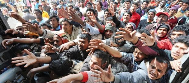 Românii nu vor refugiați pe teritoriul țării lor