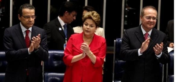 Senado já tem maioria para afastar Dilma