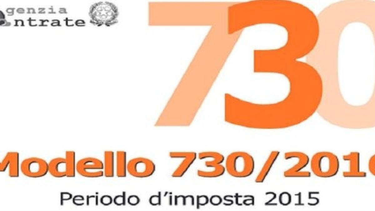 730 precompilato 2016