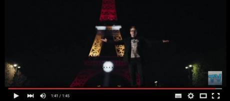 Presentan un nuevo spot de 'Capitán América: Civil War' con Iron-Man en la Torre Eiffel