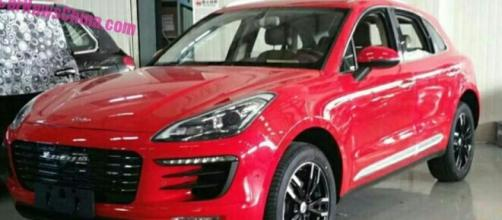 Clone cinese della Porsche Macan, è la Zotye SR8