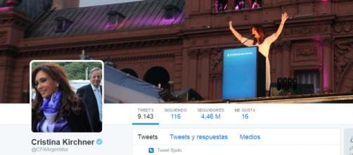 La ex presidenta, muy duro con Macri y su entorno