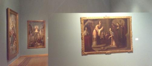 Las pinacotecas de la Colonia en un dialogo entre obras maestras