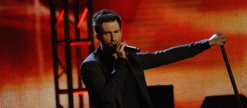 Maroon5's Adam Levine is a coach on 'The Voice' 2016. Donna Lou Morgan/Wikimedia