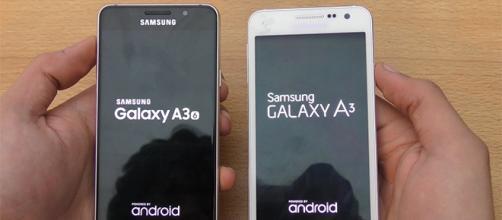 Samsung Galaxy A3 (2016): ecco le proposte di Tre, Vodafone, Tim e Wind