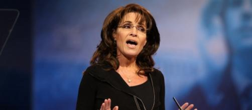 Sarah Palin, creative commons via Flickr