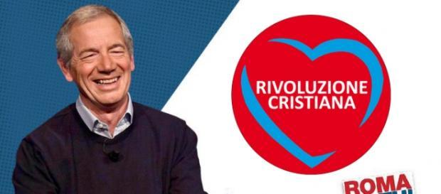 Bertolaso incassa l'appoggio della lista civica di Gianfranco Rotondi.
