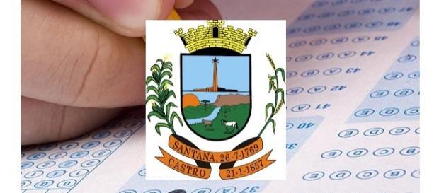 Concurso aberto na Prefeitura de Castro-PR